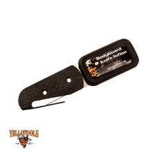 Yellotools - BodyGuardKnife Teflon