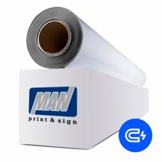 Man - Magneetfolie, PVC, Wit (MMF225)