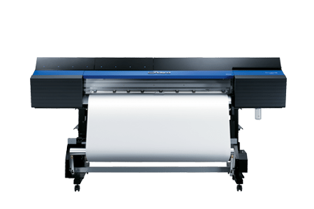 Truevis Vg 540 Amp Vg 640 Man Print Amp Sign