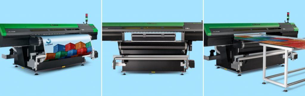 Roland VersaUV S serie beltprinters